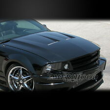 T6s type for 2005-2006 2007 2008 2009 Ford mustang fiberglass hood body kit