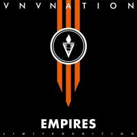 VNV NATION Empires (Limited Special Edition) LP CLEAR VINYL 2017