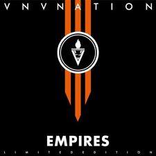 VNV Nation Empires (Limited Special Edition) LP Clear vinyl 2017