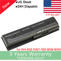 For 6 Cell Extended MO06 Battery HP DV6-7000 series 672412-001 MO09 HSTNN-LB3N
