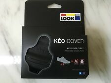 Look Keo Cleat Cover Road Bike Pedal Cleats Covers - BLK Anti Slip and Anti Wear