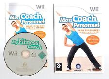 MON COACH PERSONNEL !!! Programme Forme & Fitness: Indispensable Sur Wii/ Wii U