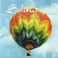Paul Brooks : Solitude: Music of Peace and Relaxation CD FREE Shipping, Save £s