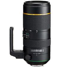 PENTAX 70-200mm 1 2 8 DC AW HD FA
