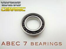 ABEC 7  12x21x5 mm Ceramic rc Engine Bearing for traxxas 3.3 or others OS picco