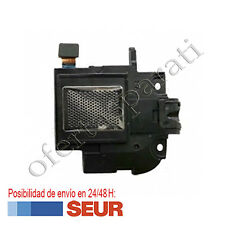 Repuesto Modulo Buzzer Conector Jack para Samsung Galaxy Grand Duos I9082 Negro