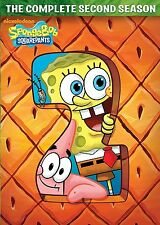 SPONGEBOB SQUAREPANTS: SEASON 2 - DVD - Region 1 - Sealed