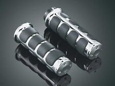 KURYAKYN ISO-GRIPS HAND GRIPS HARLEY SPORTSTER XL XLH HUGGER 883 1200 1200C