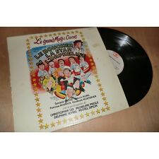 LE GRAND MAGIC CIRCUS & JACQUES COUTUREAU le boucher la star et l'orpheline Lp