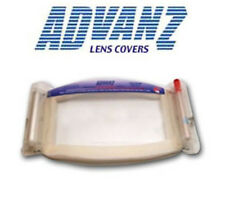 1 ADVANZ LENS COVER PAINT SPRAY FOAM RIG TOOLS MASK GOGGLE OVERSPRAY TOOL