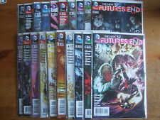 The New 52 Futures End 1-20+0 (1st Print) DC