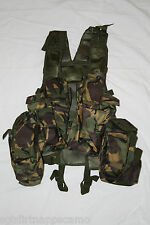 British DPM Camo Rhodesian/ South African Style Tactical Vest
