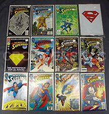 DC Adventures of Superman 1993 12 Issues #498-507 Ordway Grummett Hazelwood VF+