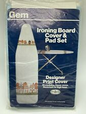 Gem Ironing Board Cover & Pad Set Houses Nos