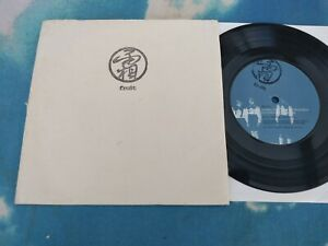"""Ben froSt* ?? Untitled JAPAN 7"""" Vinyl RARE E.P Numbered$##"""