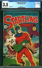 STARTLING COMICS 43 CGC 3.5 VG- 1947
