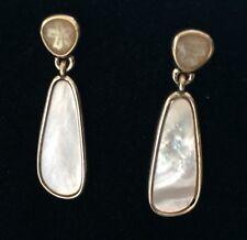 Lauren Conrad, Mother Of Pearl, Drop Earrings