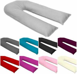 U Pillow Case 9ft 12ft Comfort  Maternity Pregnancy Support Full Body