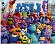 PETE DOCTER Signed Autographed MONSTERS UNVERSITY Photo