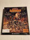 Star Legions*vintage Computer Game*tested & Works*