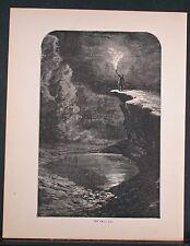 1883 VIEWS - MAMMOTH CAVE, KENTUCKY, THE DEAD SEA, THE CHURCH, SPECTACULAR