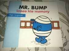 'Mr Bump Loses His Memory' By Roger Hargreaves And Adam Hsrgreaves