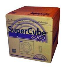 Definitive Technology SuperCube 6000 Subwoofer Super Cube Brand New ! !