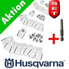 90 Messer Automower Husqvarna Carbon Original ab 2017 Mähroboter 450 440 430 315