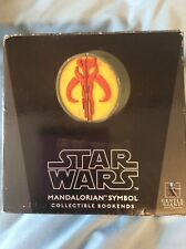 Star Wars Mandalorian Bookends by Gentle Giant