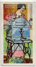 Washing Machine Invention  History And Development  Vintage Ad Card