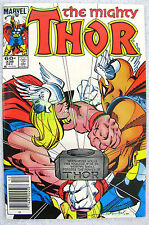 THOR #338 NEWSSTAND Variant KEY 2nd Beta Ray Bill 2nd Walter Simonson BIG PICS!