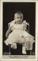 Adel Monarchie ~1910 Prinz Hubertus von Preussen Sohn des Kronprinzenpaares