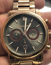 Michael Kors MK8370 Gage Chronograph Gold-tone Men's Watch SMALL