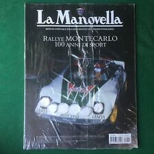 LA MANOVELLA n.1 Gennaio 2011 RALLY MONTECARLO + AGENDA Rivista/Magazine Auto