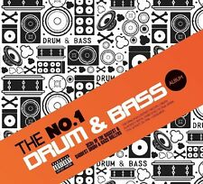 No. 1 Drum & Bass (Subwave, Total Science & s.p.y., High Contrast,...) 3 CD NUOVO