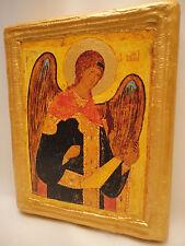 Saint Michael The Archangel Rare Eastern Orthodox Religious Icon Art Plaque
