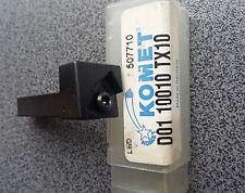 Wendeplattenhalter KOMET Drehmeißel D01 10010 TX10 insert holder