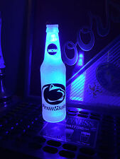 NCAA Penn State Nittany Lions Football 12oz Beer Bottle Light LED March Madness