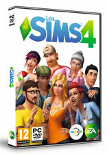 Los Sims 4 PC videojuego Físico DVD-ROM Maxis EA