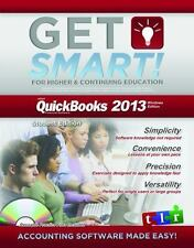 GET SMART W/QUICKBOOKS 2013-ST