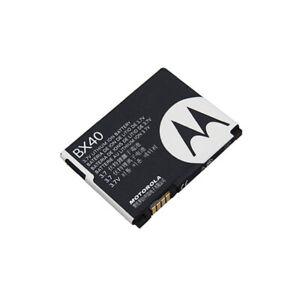 OEM Motorola RAZR2 V8 V9 V9m U9 Pico Slim Battery BX40 SNN5805A
