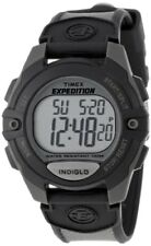 Timex Men T40941 Expedition Full-Size Digital CAT Charcoal/Black Strap Watch