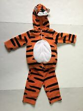 Costume Baby Tiger Infant Tigger Halloween Boys or Girls Carters 12 Months
