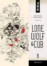 Lone Wolf and Cub Omnibus Volume 9 [New Book] Graphic Novel, Paperback