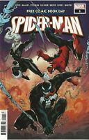 FCBD 2020 SPIDER-MAN VENOM #1 (1st APPEARANCE VIRUS?) Knull Marvel 2020 NM- NM