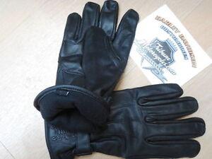 Chopper Motorrad Harley gefütterte Handschuhe Bobber