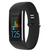 Polar A360 Exercise Fitness Tracker W/ Wrist based Heart Rate Monitor - Black, L