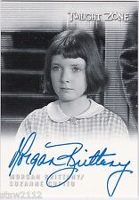 Twilight Zone The Complete 50Th A98 Morgan Brittany/Suzanne Cupito Autograph Vl