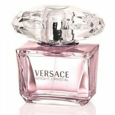 Versace Bright Crystal Perfume for Women edt 3.0 oz New Tester with Cap and Box