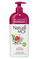Naturé Moi – Gel douche à l'extrait de figue bio de Provence – Hydrate et nou...
